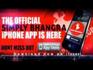 SimplyBhangra.com – The Home Of Bhangra Online! – Official iPhone/iPad App [Promo]