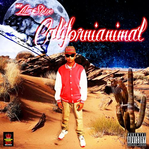 BCF Lil Shine - #Californianimal [Mixtape] [Hip-Hop] [Free Download]